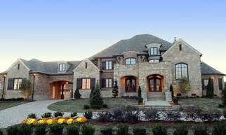 French Country Homes by Luxury Tudor Homes French Country Luxury Home Designs