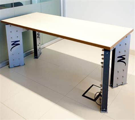 tavolo da ufficio tavoli operativi per ufficio modello diritto nabucco