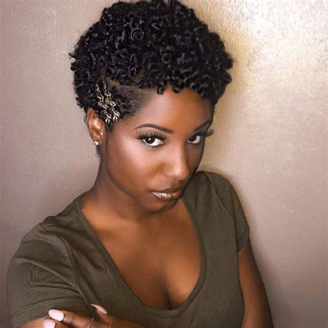 Nappy Hairstyles by Black Who Are Not Ashamed Of Their Beautiful Nappy