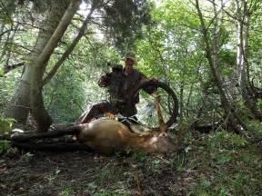 Hunting Blind Backpack The Diy Hunter 2014 General Archery Elk Hunt In Northern