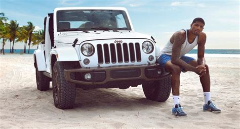 Jeep W Jeep Launches Third Annual Summer Caign Ft Nba