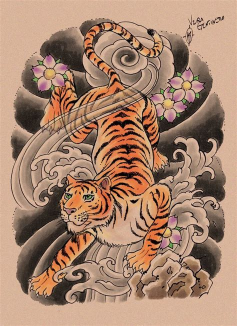 snow tiger tattoo designs 40 best small tiger tattoos images on tiger