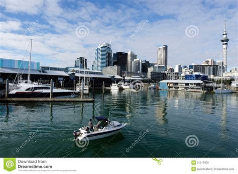 boat graphics auckland auckland viaduct harbor basin editorial image image