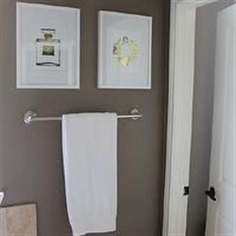 veronika s blushing bathrooms martha stewart flagstone warm gray paint warm gray walls