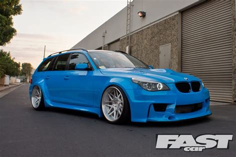 modified bmw modified bmw 535xi touring fast car