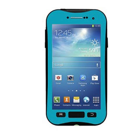 eco sealcase slim waterproof cell phone for samsung