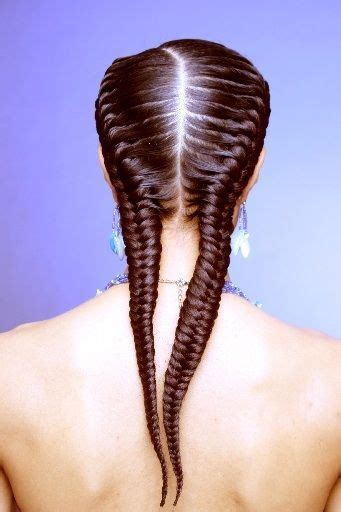 fish tail braids for black women fishtail cornrows goddess braids look amazing for