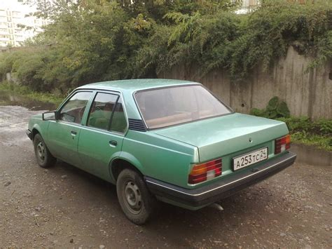 Opel Ascona For Sale by Used 1984 Opel Ascona Photos 1600cc Diesel Ff Manual