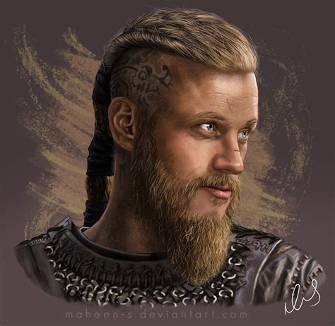 ragnar lothbrok by maheen s on deviantart