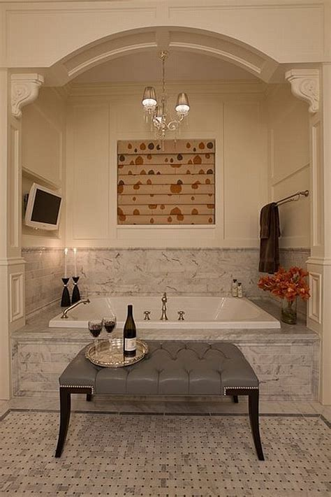 25  best ideas about Tub Surround on Pinterest   Bathroom