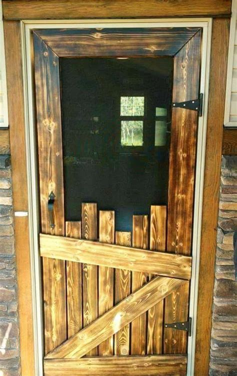 popular woodworking plans screen door diy simple woodworking pallet projects 19 clever crafty and easy diy pallet