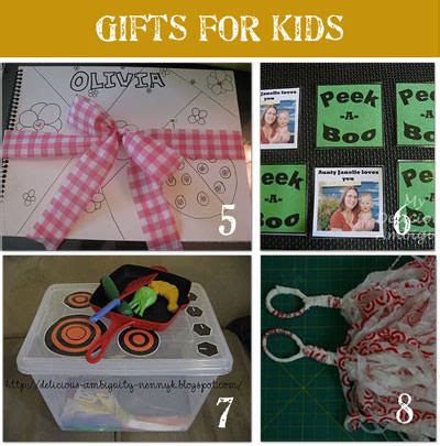 Handmade Gifts For Children - 28 gift ideas for tip junkie