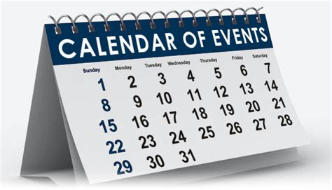 Calendar Images For Events Front United Methodist Church Home Calendar Of