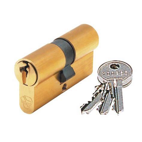 vachette de porte cylindre 7000 vari 233 laiton poli vachette bricozor