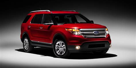 Stopl Ford 20102011 2011 ford explorer photo gallery autoblog
