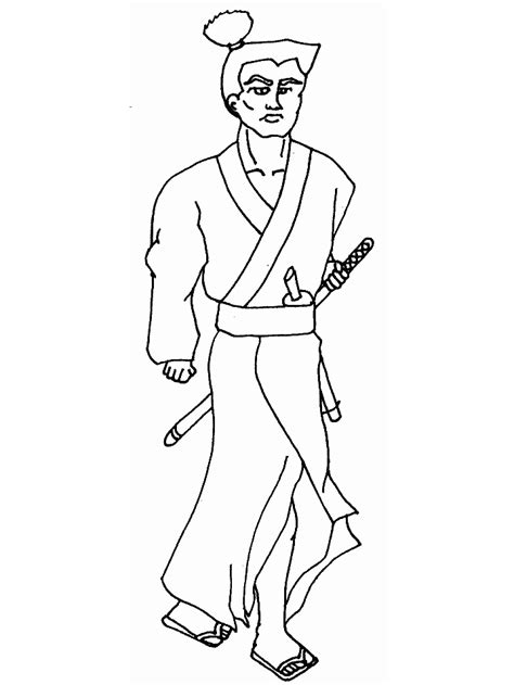 Samurai Warriors 2 Coloring Pages Coloring Pages Samurai Coloring Pages