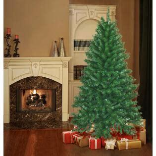 trim a home brilliant tree 6 unlit dakota spruce tree kmart