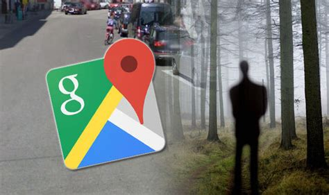 google images ghost google maps captures ghostly lady dressed in white