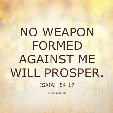 no weapon formed against me shall prosper tattoo 129 curated isaiah ideas by deloreseve weapons i will