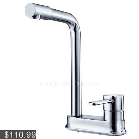 classic two holes single handle bathroom sink faucet