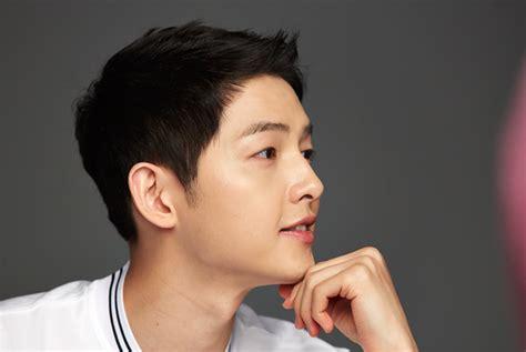 theme line song joong ki song joong ki s agency addresses reports about