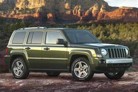 2008 jeep patriot used car review autotrader 2009 jeep patriot used car review autotrader