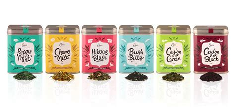 Time For Wonderfully Packaged Tea tea packaging design ideas inspiration interact