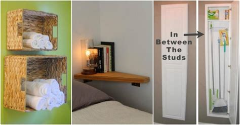 small space storage hacks small space storage ideas and hacks how to