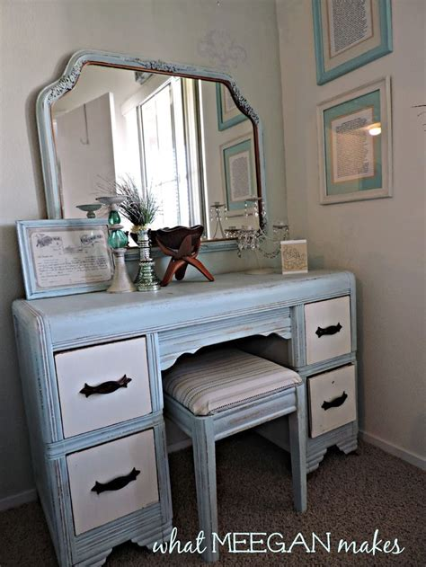 Painted Bedroom Vanity Ideas by 23 Best Images About Waterfall Furniture On