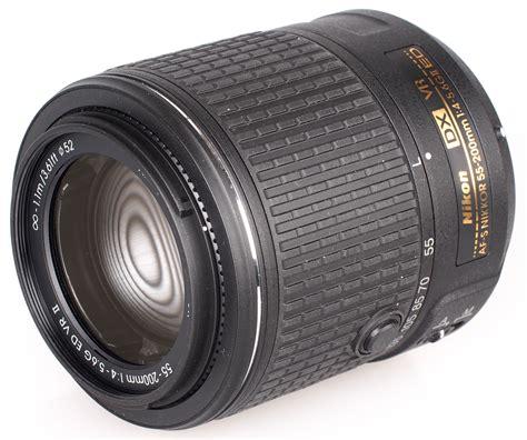 nikon dx nikon af s dx nikkor 55 200mm f 4 5 6g vr ii review