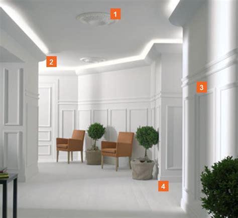 stuckleisten decke anbringen beleuchtete stuckleisten lichthaus halle 246 ffnungszeiten