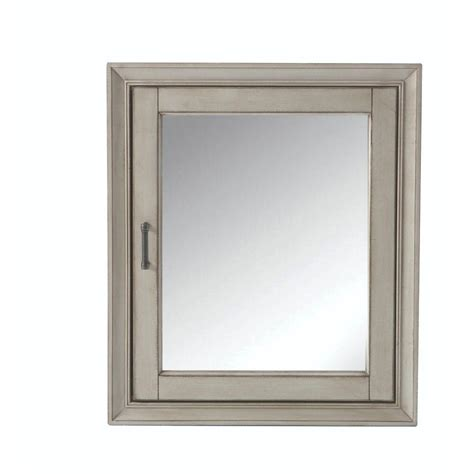 surface mount medicine cabinet home depot home decorators collection hazelton 24 in w x 28 in h