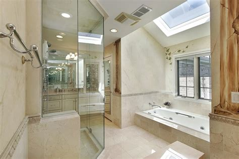 bathroom skylights 50 beautifully lit bathrooms with skylights pictures