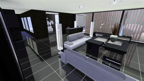 the sims 3 modern interior design youtube sims 3 modern mansion blue lake by thor dg on deviantart