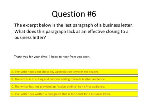 Business Letter Last Sentence how to write a high reply email in standard