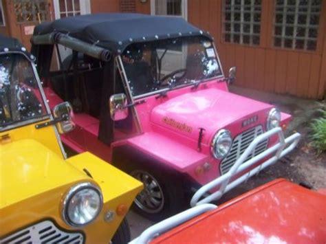 Unc Mini Mba by Find New Mini Moke In Carolina In Earl