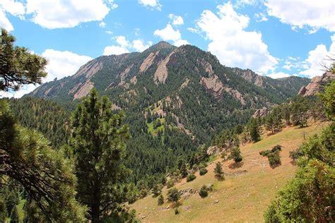 Boulder County Records Peak Boulder County Colorado