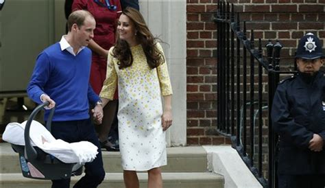 Baby News From Britain by Britain S Royal Welcomes A Princess And The Name