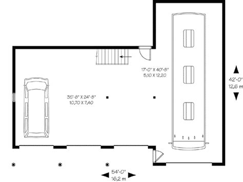 4 car garage dimensions 4 car rv garage 21926dr architectural designs house