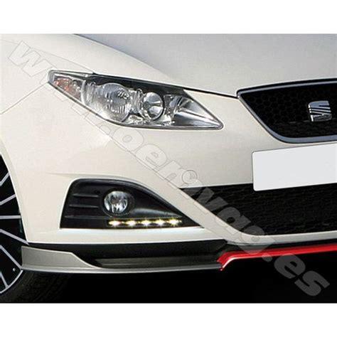 led daytime running lights for cars w fog light 6j0052180c