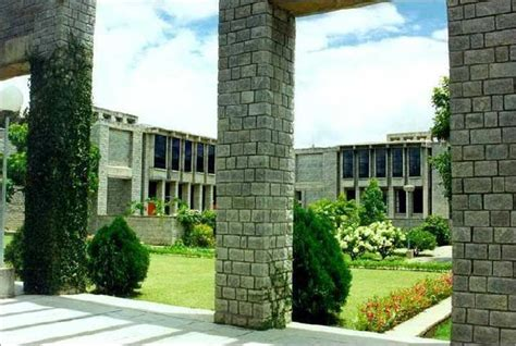 Mba After Architecture by Sexual Harassment Charge Mars Iim Bangalore Reputation