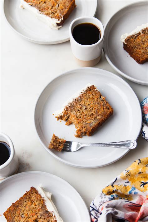 honey carrot banana bread style sweet ca