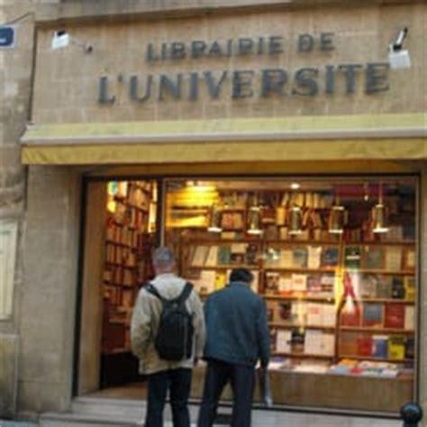 libreria universit librairie de l universit 233 bookstores 12 a rue nazareth