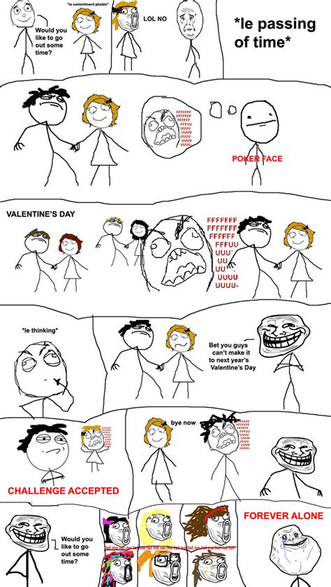 Le Meme - le meme happy valentine s day by catlover911 on deviantart