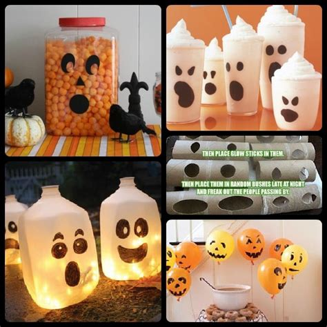 Halloween Decorating Games Simple Halloween Crafts Pictures Photos And Images For