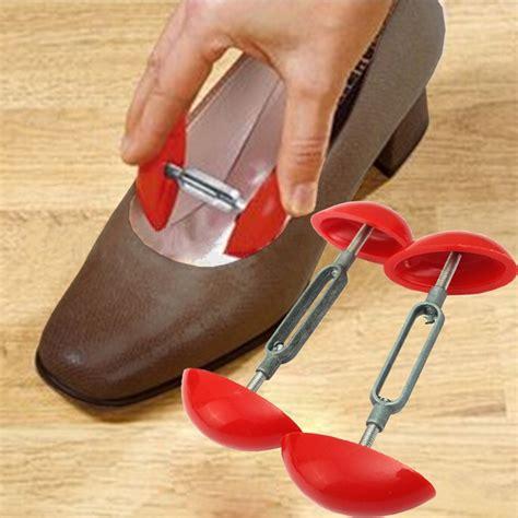 shoe extender 2pcs footful mini shoe tree stretcher shaper width