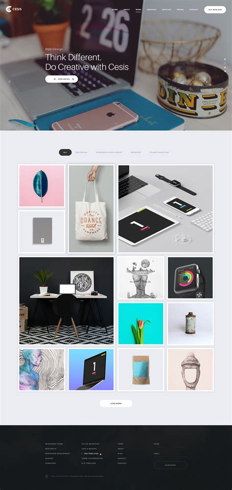 Kabuki V1 3 1 Luxury Portfolio Agency Theme cesis ultimate multi purpose psd template by tranmautritam themeforest