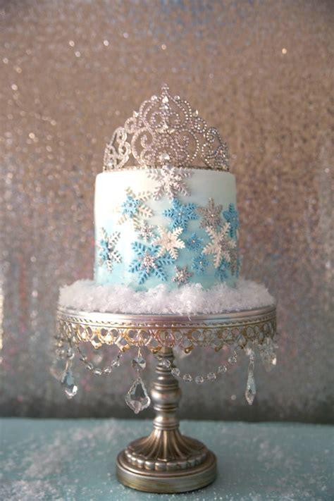 kara s party ideas frozen wonderland birthday party