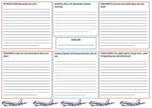 Writing Newspaper Reports Ks2 Template by Newspaper Writing Template By Uk Teaching Resources Tes