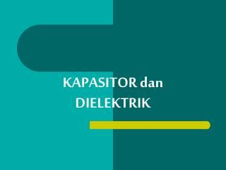 ppt kapasitor powerpoint presentation id 2796034